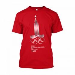 Camiseta MOSCU 1980