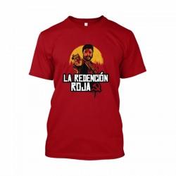 Camiseta LA REDENCIÓN ROJA