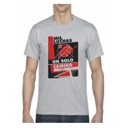 Camiseta MIL LUCHAS, UN...